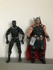 Marvel Legends 12 inch Black Panther & Thor figures, 30 cm by Hasbro