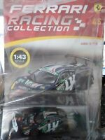 FERRARI 488 GT3  24H DAYTONA 2017 1:43 FERRARI RACING COLLECTION #45 MOC