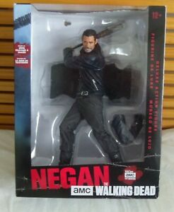 """New & Boxed McFarlane Toys The Walking Dead Negan 10"""" Deluxe Action Figure"""