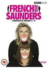 French and Saunders Complete Series 1+2+3+4+5+6 New DVD Region 4