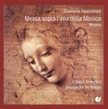 Frescobaldi: Messa sopra l'arai della Monica, New Music