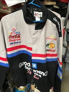 Vintage Chase Authentics GM Goodwrench Plus #3 Dale Earnhardt Jacket Adult Mediu