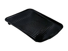 RUBBERMAID 1855234 LARGE UNIVERSAL DRAIN BOARD  TRAY SHORT END BLACK NEW
