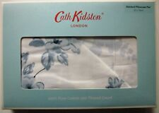 CATH KIDSTON Standard Pillowcase Pair BRITISH BIRDS New
