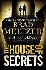 HOUSE OF SECRETS, THE - Brad Meltzer, Tod Goldberg (Hardcover, 2016, Free Post)
