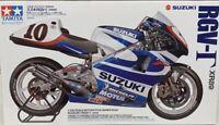 1:12 Scale Tamiya Suzuki RGV-1 XR89 Bike Model Kit #1465
