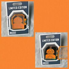 Disney Star Wars Galaxy's Edge Droid Schematic Bb-8 Pin Le 1500
