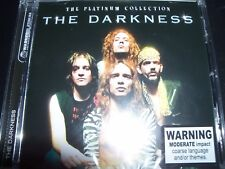 THE DARKNESS Platinum Collection Very Best of Greatest Hits (Australia) CD – New