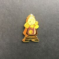 DS - Cast Exclusive Cogsworth Color Variation Beauty and Beast Disney Pin 4278