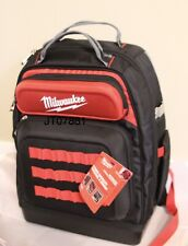 Brand New - Milwaukee 48-22-8201 Ultimate Jobsite Backpack - Fast Shipping