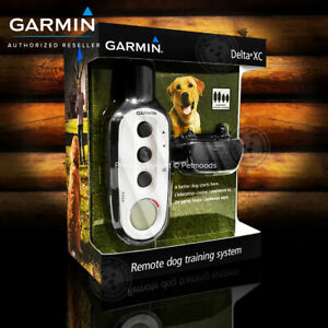 Garmin Delta XC Remote Dog Training e-Collar - Authorized Dealer