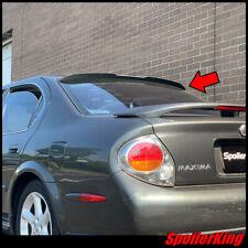 SpoilerKing #380RC rear window spoiler w/center cut (Fits: Maxima 2000-2003)
