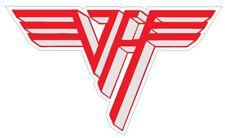 Van Halen Sticker Decal R4853 Musical Group