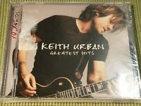 KEITH URBAN GREATEST HITS 19 TRACK NEW FACTORY SEALED CD FREE SHIPPING