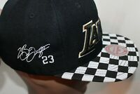 Los Angeles Lakers Mitchell & Ness NBA Checked Out Snapback,Hat,Cap Lebron James