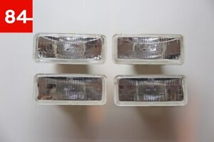 Chevrolet Chevy Camaro 4x Headlight Sealed Beam 1993 - 1997