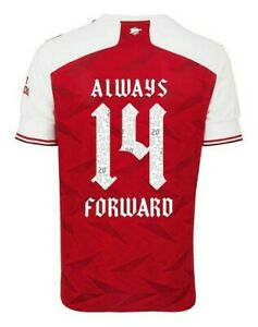 20/21 Cup Final Celebration Arsenal Shirt XL *OFFICIAL PURCHASED FROM ARSENAL*