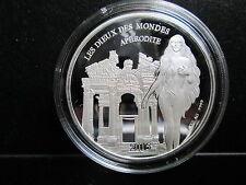 1OZ Silber 999/1000 Afrika Burkina Faso 2015 Aphrodite 3500 Pcs