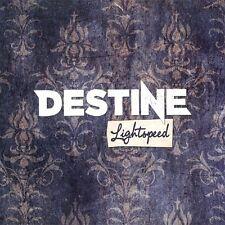 Destine - Lightspeed (CD 2010) NEW/SEALED