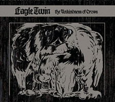Eagle Twin-Unkindness Of Crows CD NEW
