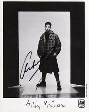 **ASHLEY MACISAAC SIGNED PHOTO AUTHENTIC AUTOGRAPH HOW ARE YOU TODAY FIDDLER**