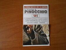 figurina PINOCCHIO n.182 ed PANINI 1972