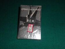 R.E.M. – Automatic For The People  Musicassetta Sigillata