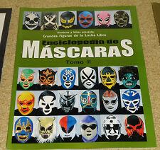 Enciclopedia De Mascaras Tomo II Lucha Libre Wrestling Mask Encyclopedia