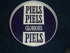 Vintage PIELS GLORIOUS PIELS BEER TRAY 1961 Piels Light Beer Great Display