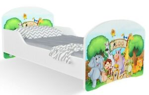 Toddler Bed Children Bed Kids Bed + FREE  MATTRESS + FREE DELIVERY 160x80 140x70