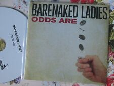 Barenaked Ladies ‎– Odds Are Label: Vanguard ‎– Caroline UK  Promo CD Single
