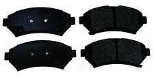 Disc Brake Pad Set-Severe Duty Metallic Pads Front Tru Star PPC699