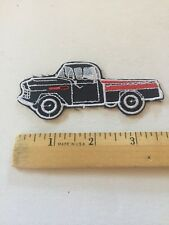 Truck Patch Embroidered , Vintage Rare Patch Awesome