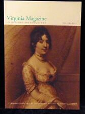 Virginia Magazine of History and Biography Vol. 118 No.1