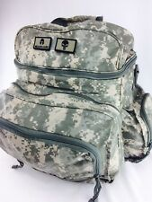 US Military Digital Camo Padded Backpack Rucksack Laptop Radio Carrier Army