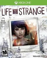 XBOX ONE XB1 VIDEO GAME LIFE IS STRANGE BRAND NEW AND SEALED