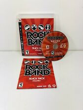 PlayStation 3 Rock Band Track Pack Volume 2  complete CIB  PS3