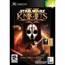 Star Wars Knights of the Old Republic II Sith Lords (Xbox)