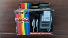 RetroAC Universal Adapter for Nintendo NES/SNES, Genesis (AC power cable)