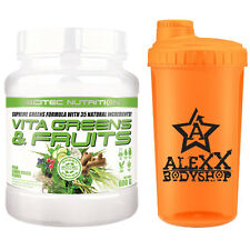 Scitec Nutrition Vita Greens & Fruits 600g Vitamine & Mineralien Vegan Multi Pro