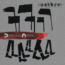 Depeche Mode CD X 2 Spirit Deluxe Limited Edition Due March 17th Album Book