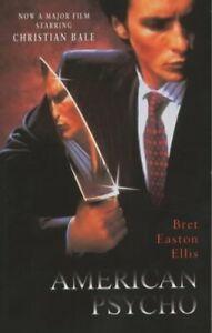 American Psycho (Film Tie-In) by Easton Ellis, Bret Paperback Book The Fast Free