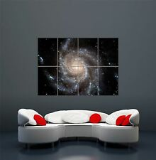 GALAXY HUBBLE 100 TRILLION SPACE UNIVERSE COSMOS STARS GIANT POSTER X3283