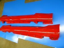 mercedes SLK w171 R171 AMG seitenschweller schwellerverleidung schweller slk55