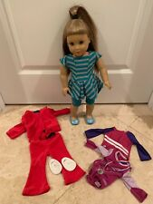American Girl McKenna 2012 Doll of the Year with 3 Additional Outfits