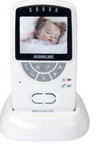 Elterneinheit Monitoreinheit für Audioline V130 V120 V150 Watch & Care Babyfon