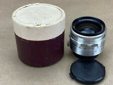 Carl Zeiss 35mm f/2.8 Flektogon Lens For Praktina Cameras - Clean w/ box