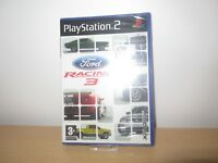 Ford Racing 3 - PlayStation 2 PS2 - New & Sealed pal