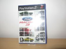 Ford Racing 3 - Playstation 2 PS2 - Nuovo e Sigillato Pal