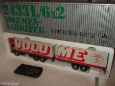 Voitures, camions et fourgons miniatures pour Mercedes 1:43, pas de offre groupée